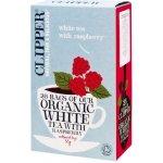 Clipper čaj organic white tea + Orange 25 x 2 g