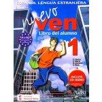 Nuevo Ven 1 (Libro del alumno) - Castro Francisca a kolektiv