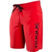 Rogue Pánské šortky Rogue Boardshorts red