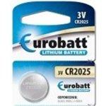 Baterie Eurobatt CR2025 1ks