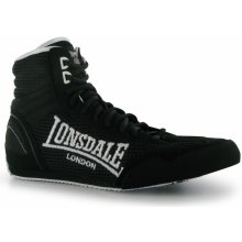 Lonsdale Contender Lo Black/White