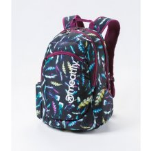 Meatfly Purity 26L B Black Feather Print