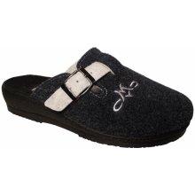 Dámské domácí pantofle Rogallo 3101 modré 164ddbfddc