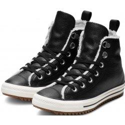 Converse černé unisex zimní tenisky Chuck Taylor All Star Hiker Boot Hi  Black fe9d8ab01da