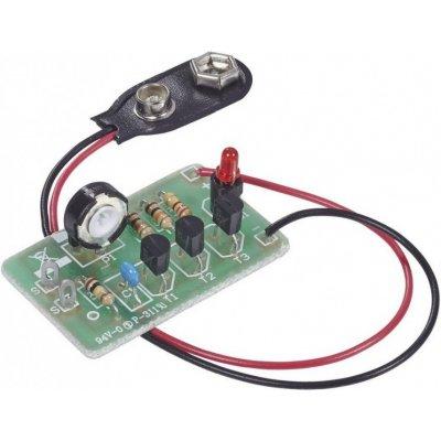 Detektor lži Conrad Electronic, stavebnicový díl, 4,5 - 9 V/DC (sestavený)