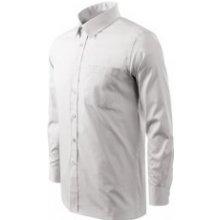 pánská shirt dlouhý rukáv dlouhý rukáv Bílá