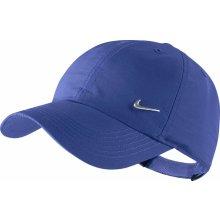 Nike HERITAGE 86 METAL SWOOSH YTH modrá UNI