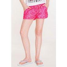 SAM dívčí šortky 73 GS 509 118 růžová