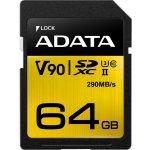 ADATA SDXC 64GB UHS-I U1 ASDX64GUII3CL10-C