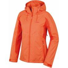 Husky Nauzi dámská outdoor bunda oranžová