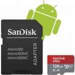 SanDisk microSDXC 128GB UHS-I U1 SDSQUAR-128G-GN6MA