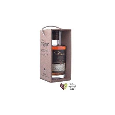 """Clément agricole tres vieux """" Single Cask Canne bleue """" 2004 Martinique rum 40.9% vol. 0.5 l"""