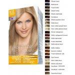 Avon Profesionální barva na vlasy Střední zlatá blond 8.3