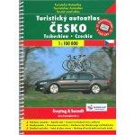 Česko autoatlas s turistickým a cykloturistickým značením