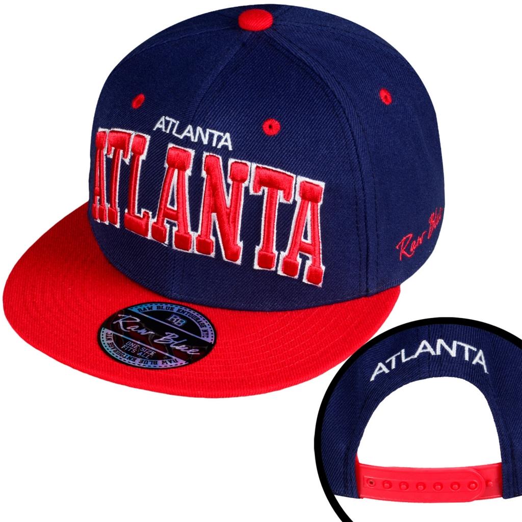 Raw Blue Cityline Atlanta Snapback kšiltovka Navy Red alternativy -  Heureka.cz 19c2bb99b3