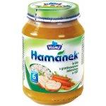 Hamé Hamánek Krůta s gratinovanou zeleninou a rýží 6x190 g