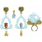 Disney Cinderella sada šperků s princeznou 9 kusů