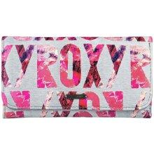 Roxy peněženka My Long Eyes SGR6 Ax Heritage Heather Liquid Let