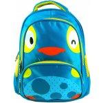 New Berry batoh L12001 kuřátko modro-žluté