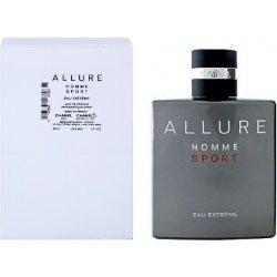 f0159c8f5e84 Chanel Allure Sport Eau Extreme parfémovaná voda pánská 100 ml tester