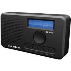 radiopřijímač či radiobudík Albrecht DR 402