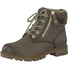 66ac1ca0ffe Tamaris kotníkové boty 1-1-26239-21-324 Pepper