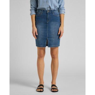 Lee Pencil sukně dámské modrá