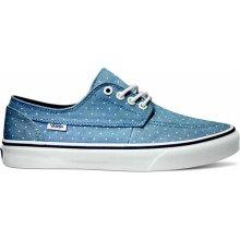 Vans Brigata Slim Chambray Dots/Blue