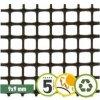 Plastová síť na plot 9 x 9 mm ECO QUADRA 1 x 50 m