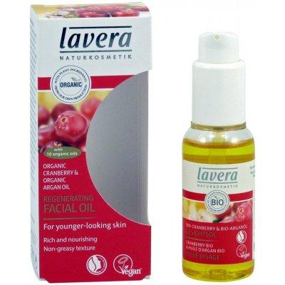 Lavera olej pro zralou pleť Bio brusinka & Bio arganový olej 30 ml
