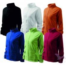 fleece Jacket 280 fleecová bílá