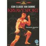 Krvavý sport DVD