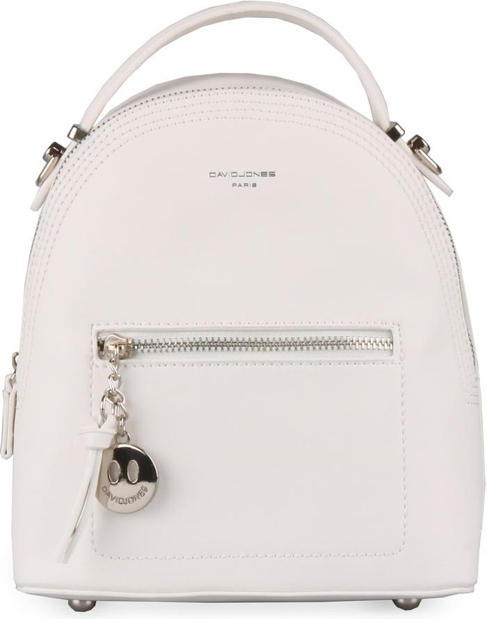 1c06d2cde3 David Jones Paris malý dámský batoh kabelka 2v1 5957 2 bílá alternativy -  Heureka.cz