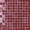 NovaBell Mosaico Lustro Bordeaux - obkládačka mozaika 30 x 30 vínová CLW335L Class