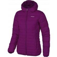 Agu dámská prošívaná bunda fialová