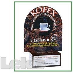 267d630fb23 Naturvita Kofex přírodní kofein + guarana 80 tbl. Kofeinové tablety s  guaranou