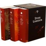 Milénium ( komplet trilogie) - Stieg Larsson