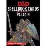 Hra na hrdiny D&D 5th Edition Spellbook Cards Paladin