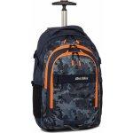 BestWay batoh na kolečkách 40244 5014 modro oranžový