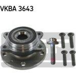Sada ložiska kola SKF VKBA 3643