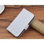 Pouzdro J&R Xiaomi RedMi Note 2 knížkové bílé