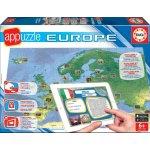 Educa Appuzzle Europe: Mapa Evropy