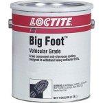 Loctite 7206 Nordbak Big Foot - 3,78 L chemicky odolná ochrana podlah
