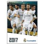 Kalendář 2017 FC Real Madrid