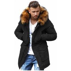Parka s kapucí model E-7500 pánská bunda a kabát - Nejlepší Ceny.cz 39f293c91b
