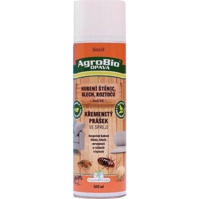 AgroBio KP bioATAK Křemenitý prášek ve spreji 500 g