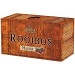 Grešík ROOIBOS malina porcovaný 20 x 1.5 g