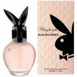 Playboy Play It Lovely toaletní voda dámská 50 ml