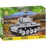 Cobi 2384 SMALL ARMY II WW LT vz. 38 PzKpfw 38 t, 380 k, 1 f