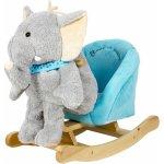 Jolly Ride houpací zvířátko 3v1 Slon